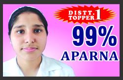 Aparna SRC Topper 18-19