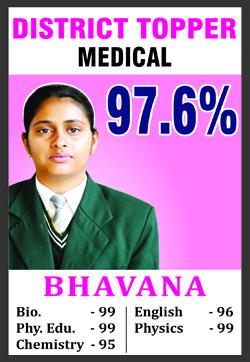 Bhavana SRC Topper (12 + 10 )18-19