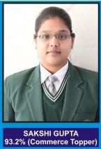 Sakshi SRC Topper (12 + 10 )16-17