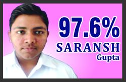 Saransh SRC Topper 18-19